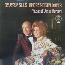 Music of Victor Herbert by Victor Herbert ;   Beverly Sills ,   André Kostelanetz ,   London Symphony Orchestra