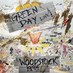 Woodstock 1994 by Green Day