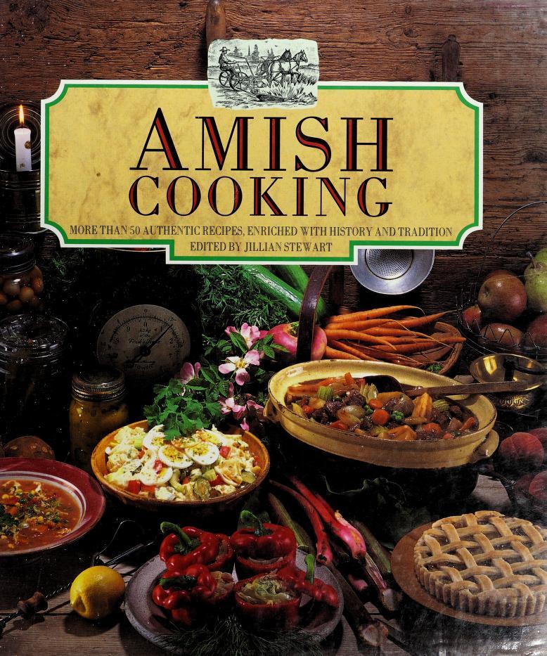 Amish cooking by Jillian Stewart