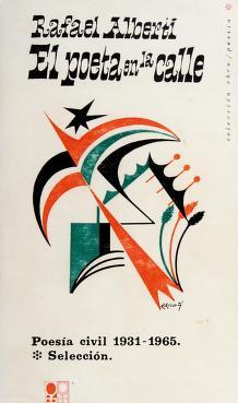 Cover of: El Poeta en la calle   Rafael Alberti