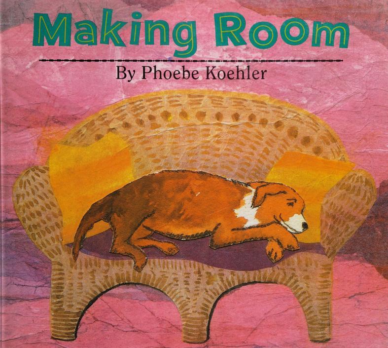 Making room by Phoebe Koehler