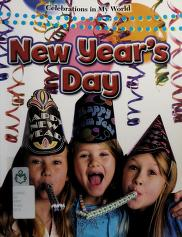 Cover of: New Year's Day | Lynn Peppas