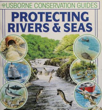 Cover of: Protecting Rivers and Seas (Green Guides Series) | F. Brooks