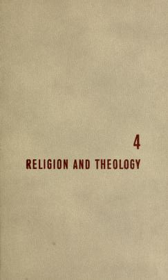 Cover of: Religion and theology | Mortimer J. Adler
