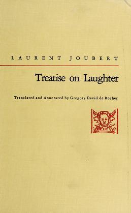 Cover of: Treatise on laughter | Joubert, Laurent